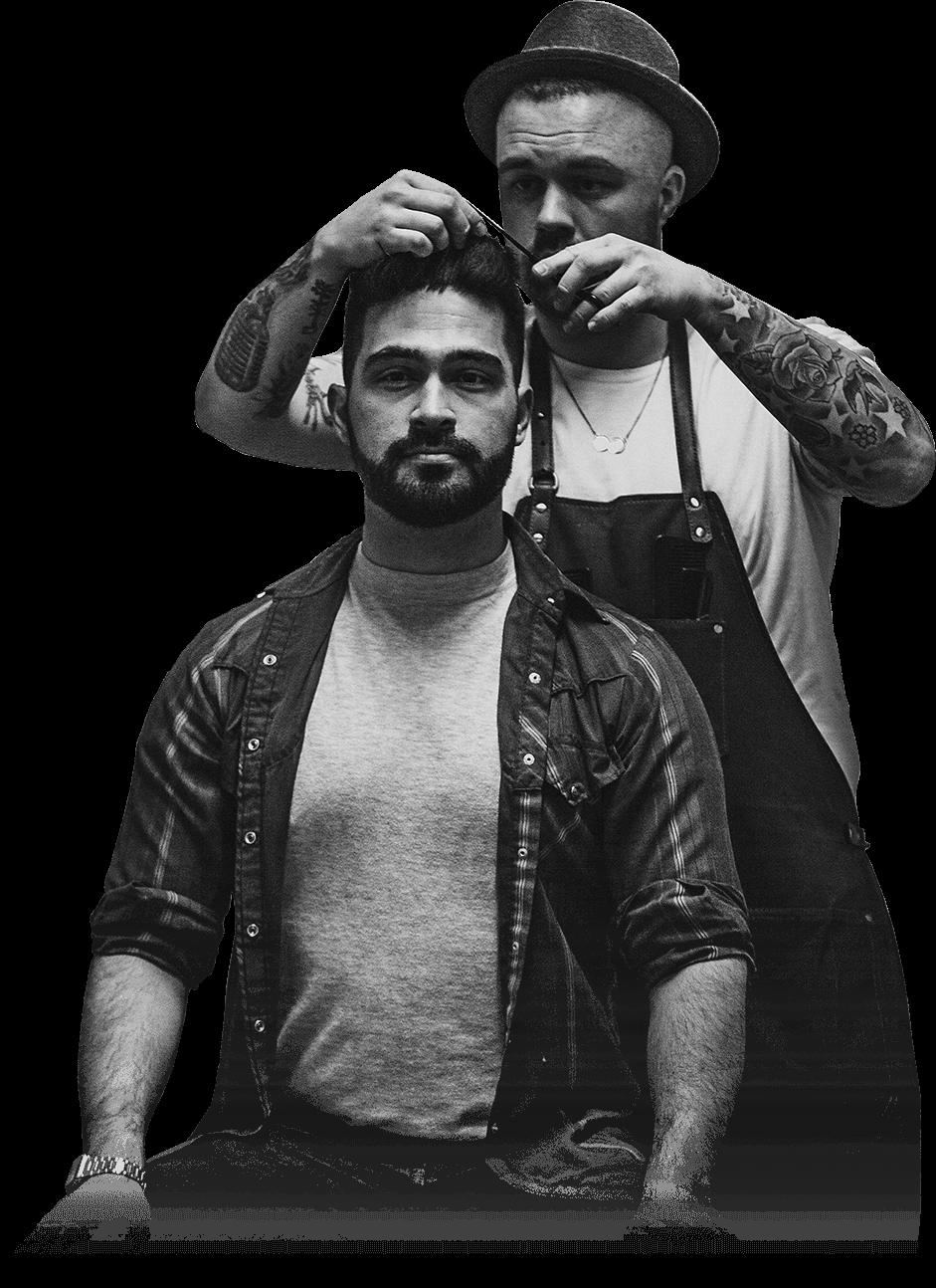 BarberInk.ro - Barbershop - Frizerie - Home